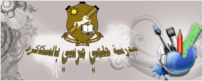 مدرسة حلمي مرسي بالسكاكرة
