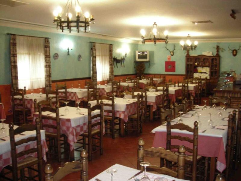 """Hostal Restaurante """"La Gavilla"""" VILLANUEVA DE LOS INFANTES CIUDAD REAL Salon_10"""
