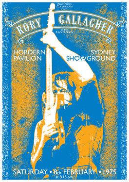 Photos de Ross Buchanan - Hodern Pavilion - Sydney (Australie) - 8 février 1975 311