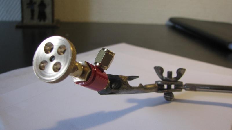 Vannes vapeur 3mm Vanne211