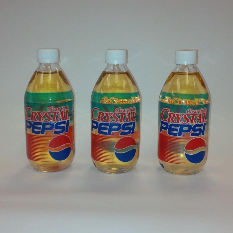 3 bouteilles de Pepsi Crystal en vente sur eBay - 14 février 2015 _5710
