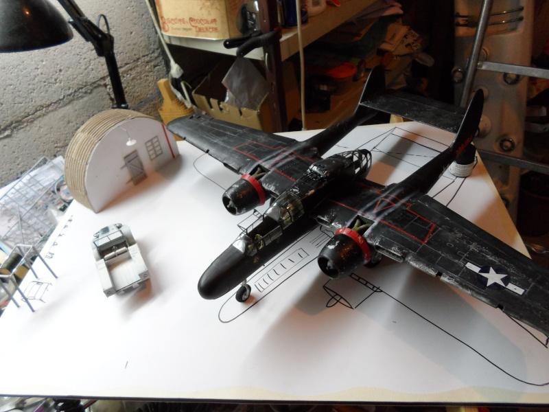 Northrop P 61B Black widow Hobby boss 1/32 - Page 2 Sam_0629
