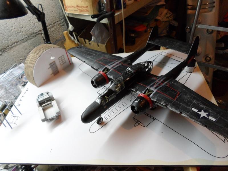 Northrop P 61B Black widow Hobby boss 1/32 - Page 2 Sam_0630