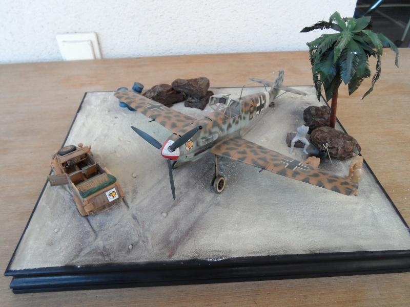 """BF 109 E-7 Trop """" Eduard """" 1/32 Sam_2318"""