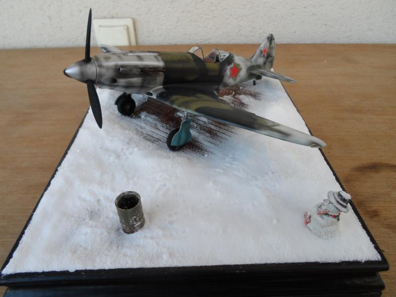 Mig 3 Front de l'Est 1943 trumpet 1/32 Sam_2323