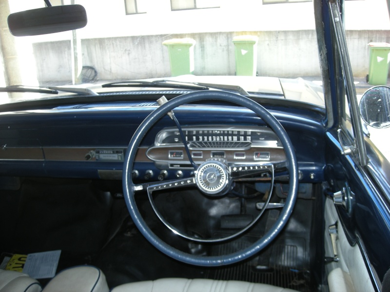My 1965 xp sedan Dscn1819