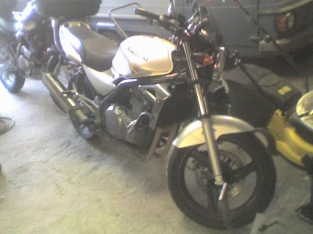 Kawasaki ER5 09-07-10