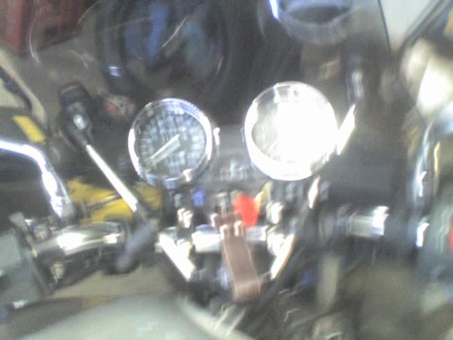 Kawasaki ER5 09-07-11
