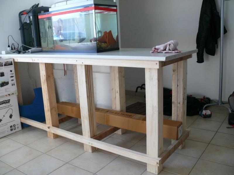 meuble fait maison pour aquarium ventana blog. Black Bedroom Furniture Sets. Home Design Ideas