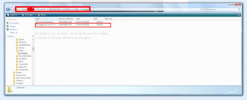 """Probléme avec TS3 Helper Monkey + questions """"boîte à pose"""" Loub10"""