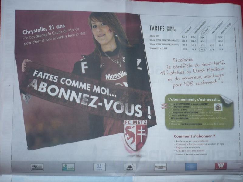 Campagne d'abonnement Fc Metz P1080110