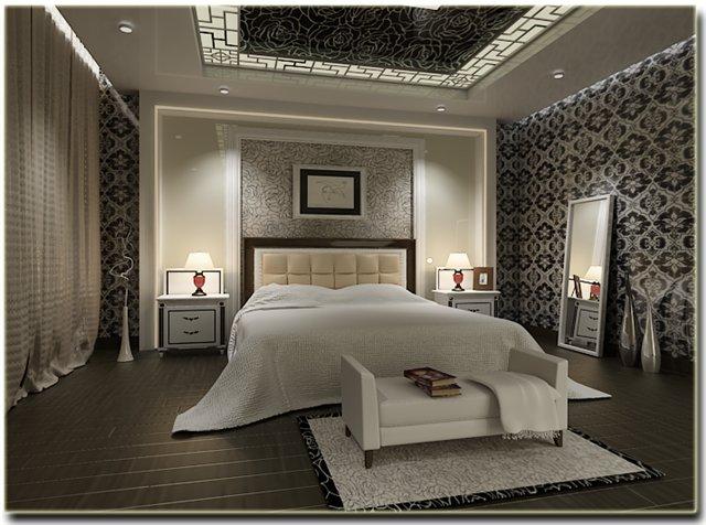 Спальня Розали и Эммета/ Bedroom 4da68910