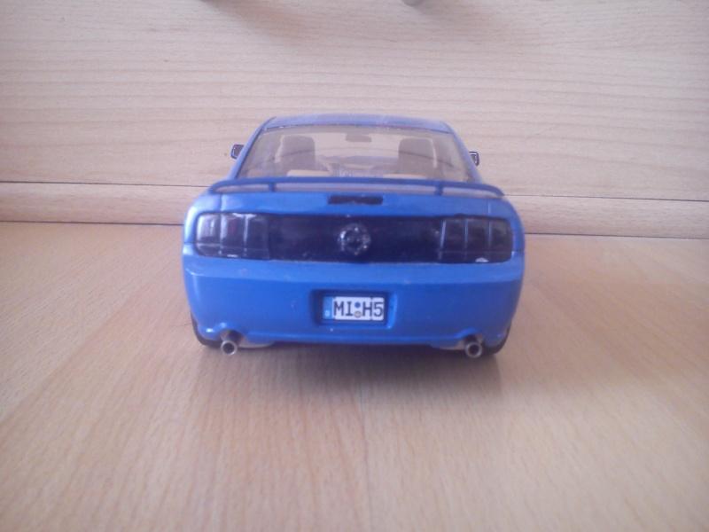Ford Mustang GT 2005, Revell 1:24 Dsc_0112