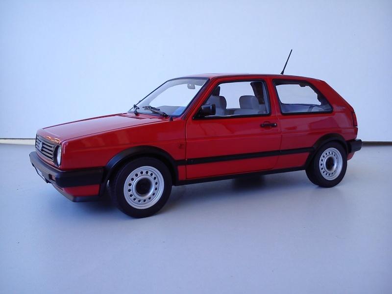 Norev VW Golf 2 CL  1:18 Dsc_0124