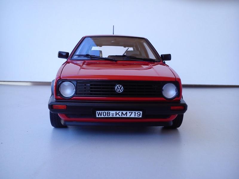 Norev VW Golf 2 CL  1:18 Dsc_0125