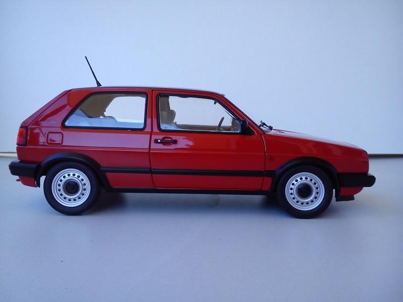 Norev VW Golf 2 CL  1:18 Dsc_0127