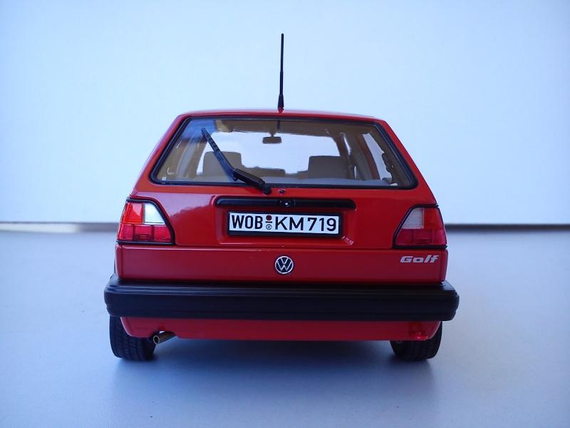 Norev VW Golf 2 CL  1:18 Dsc_0128