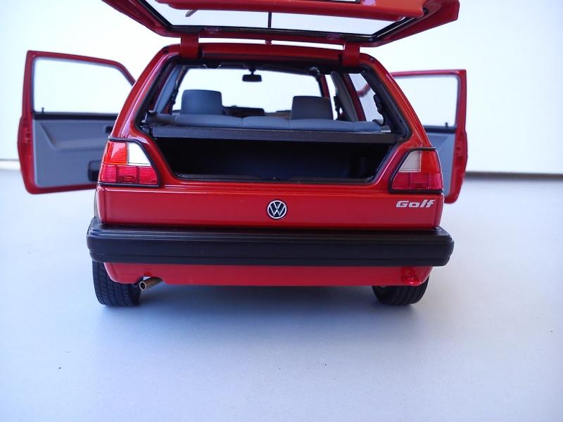 Norev VW Golf 2 CL  1:18 Dsc_0129