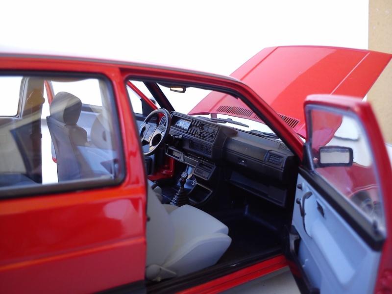 Norev VW Golf 2 CL  1:18 Dsc_0132