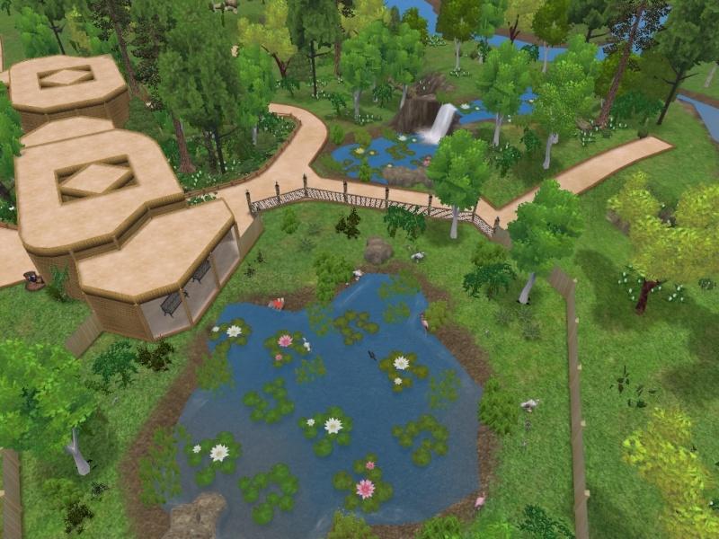 La plus belle entrée de zoo 1110