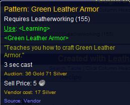 Green Leather Armor anyone? Green_10
