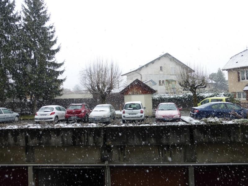 Le temps de ce week end... encore de la neige ! 04810