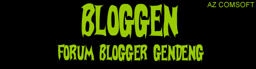 Forum Blogger Gendeng