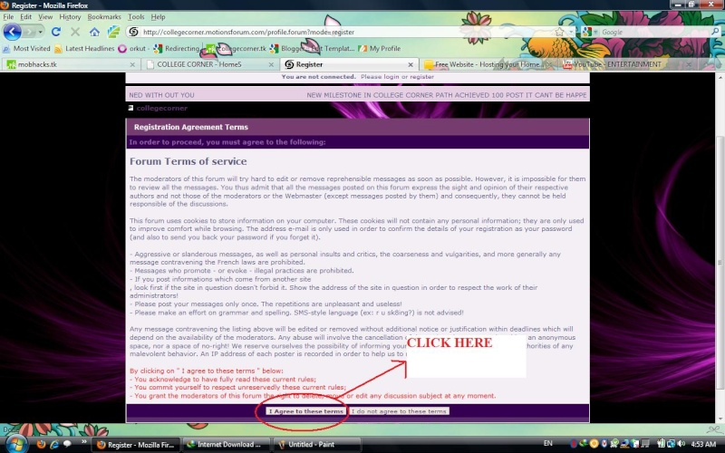 HOW TO LOGIN AND CHAT Tut_310