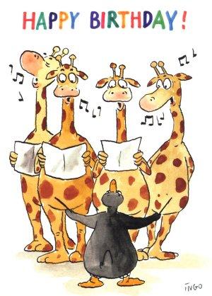Unsere liebe Admin Ursula burzelt  Giraff10