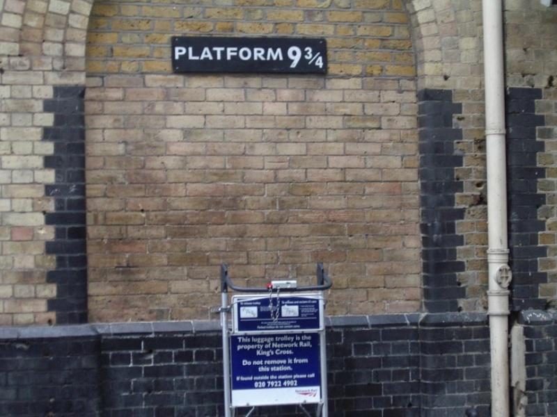 платформа 9 и 3/4 Platfo10