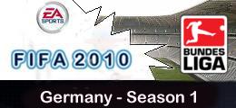 Германия - Сезон 1