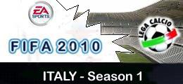 Италия - Сезон 1