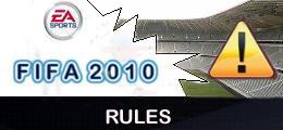 FIFA 2010 ПРАВИЛА