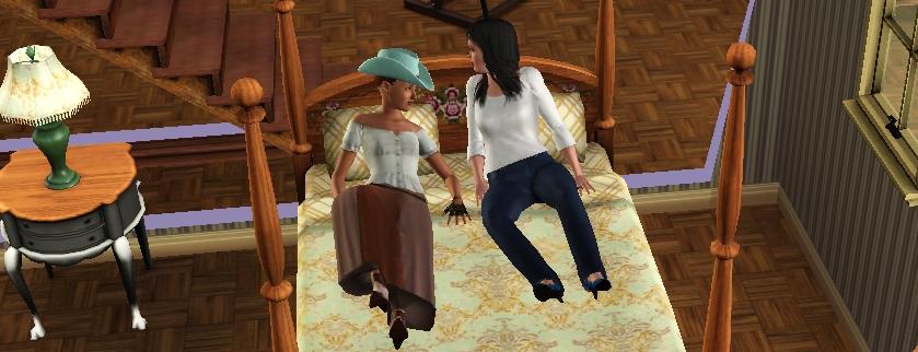 Все о Sims 3 и не только