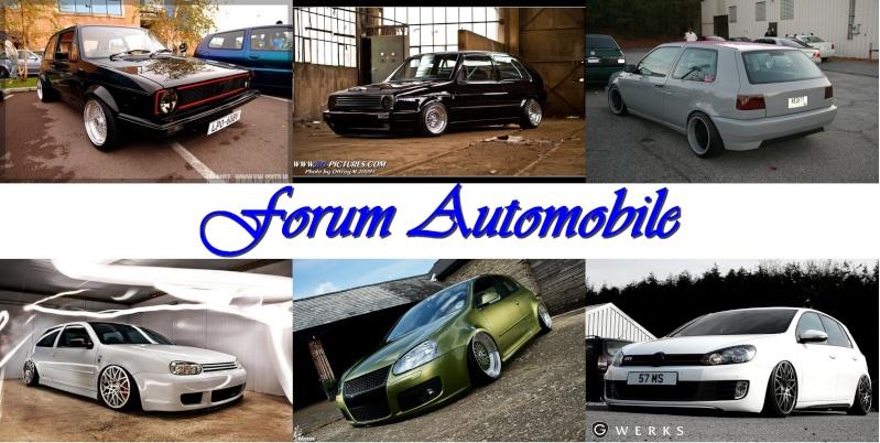 Forum Automobile .