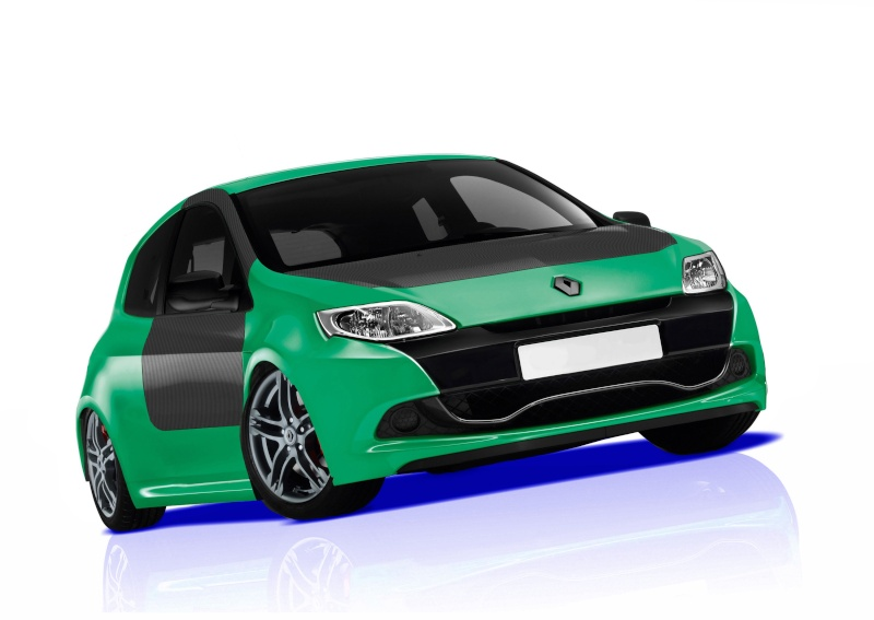 this is my renaul clio rs Renaul10