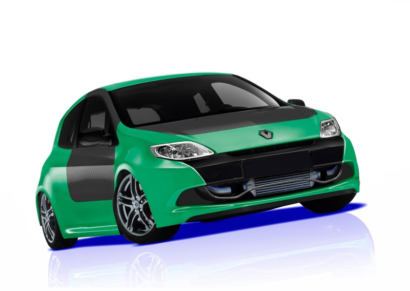 this is my renaul clio rs Renaul11