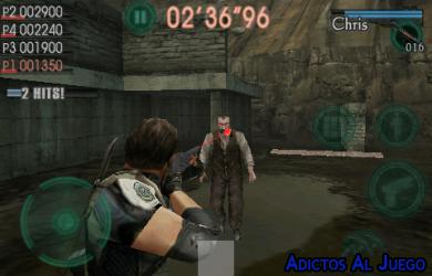 [Novedad] iPhone recibirá Resident Evil Mercenaries Vs. en febrero Champi11