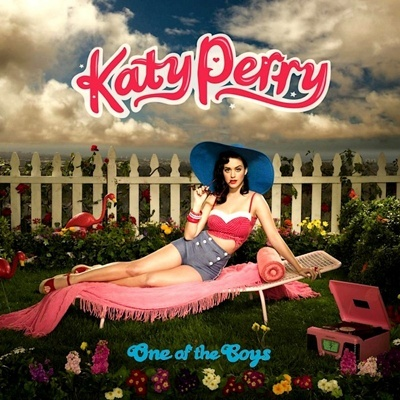 Discografía Katy Perry One_of10