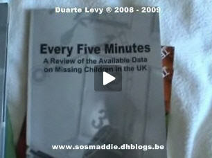 Kate and Gerry McCann: The books found in their apartment and the search by British sniffer dogs, Eddie and Keela Book510