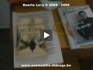 Kate and Gerry McCann: The books found in their apartment and the search by British sniffer dogs, Eddie and Keela Book_110