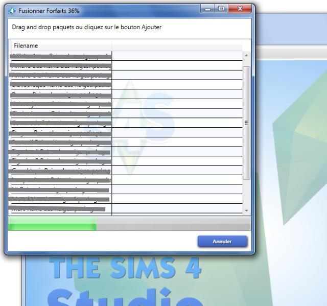 [Débutant] Sims4 Studio - Fusionner ses packages  1011