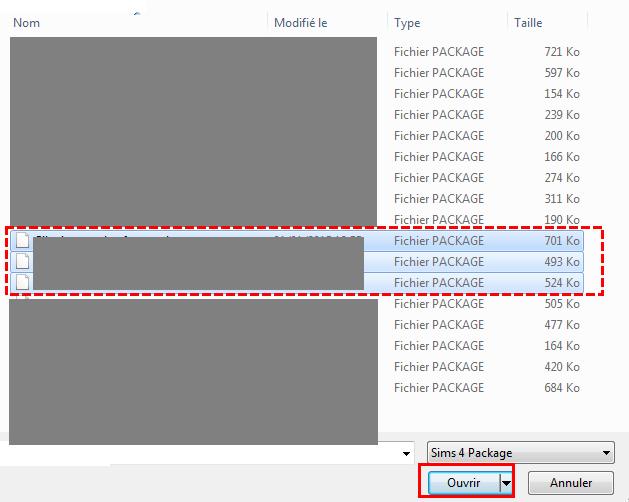 [Débutant] Sims4 Studio - Fusionner ses packages  512