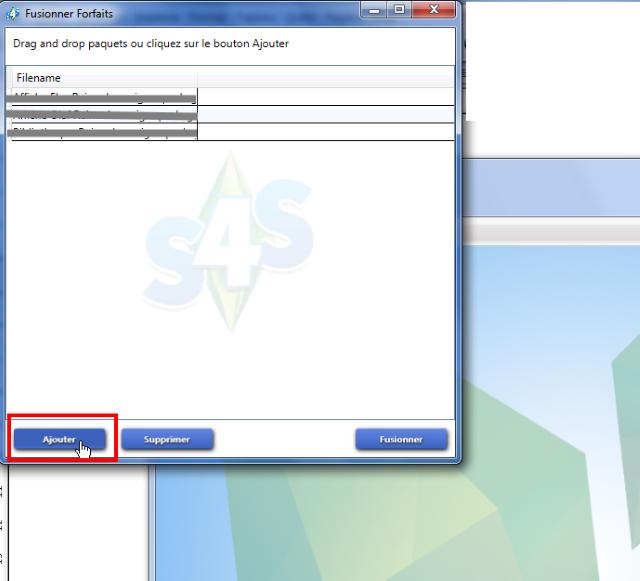 [Débutant] Sims4 Studio - Fusionner ses packages  612