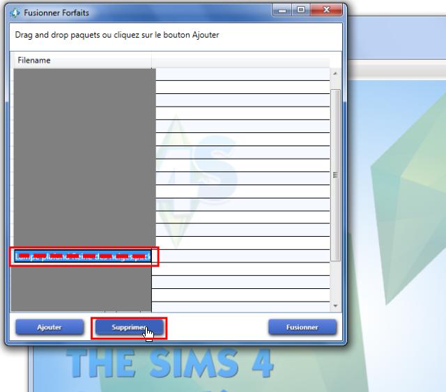 [Débutant] Sims4 Studio - Fusionner ses packages  710