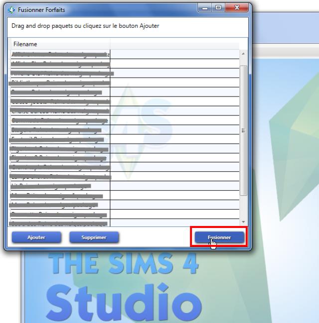 [Débutant] Sims4 Studio - Fusionner ses packages  811