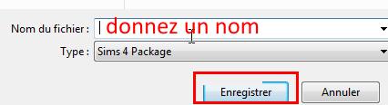 [Débutant] Sims4 Studio - Fusionner ses packages  912