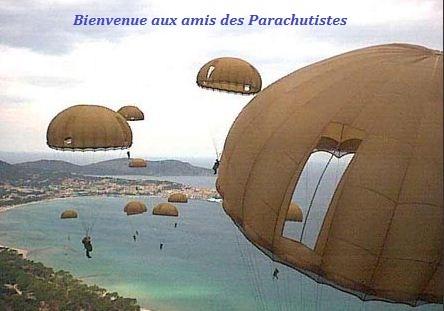 WILLIAM30 petit fils du lieutenant Paul BLANC mort à CAOBANG para du 1er RCP brevet parachutiste  n°1.132 Bienve12
