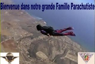NAMIES 13° RDP 11° CHOC brevet militaire parachutiste n°219.725 avril 1964 Bienve14