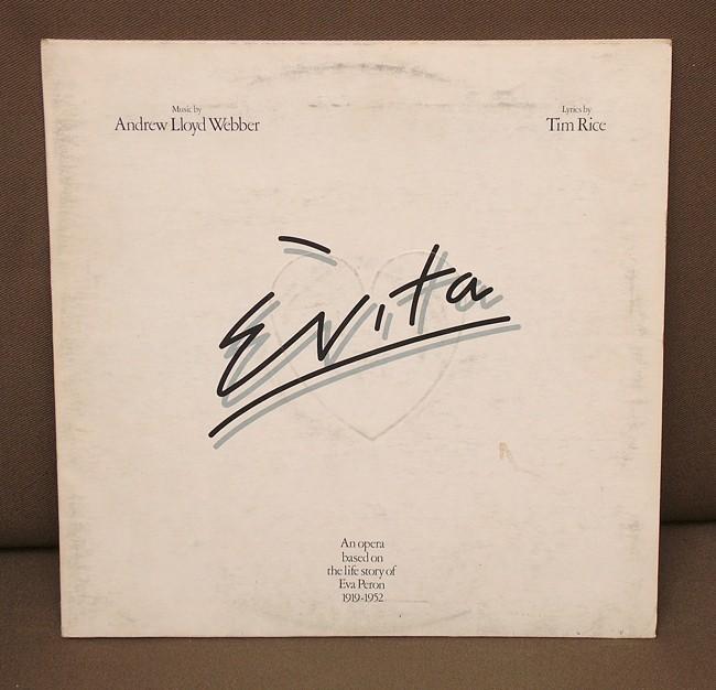 Le più belle colonne sonore Evita10